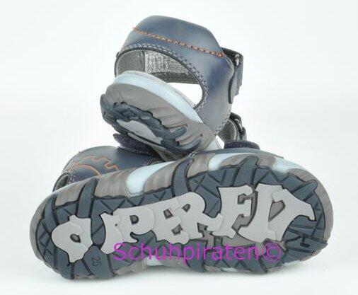 neue auswahl Mode kaufen Superfit Ledersandale in blau, Gr. 30 + 33 - Kinderschuhe-shop24.de