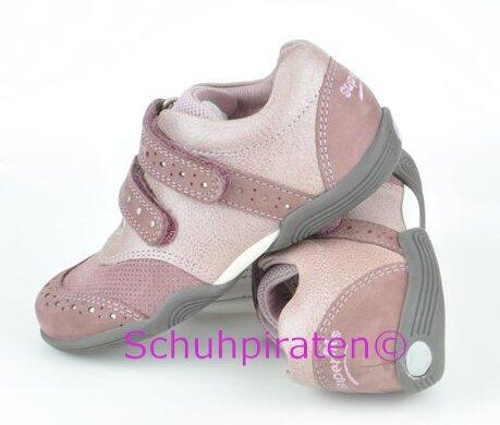 sports shoes 83bc9 68c89 Superfit Sneaker aubergine - schmal geschnitten, Gr. 28 + 30-31