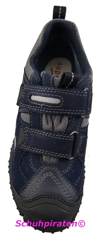 Superfit Sneaker blau mit Goretex, Gr.35 36 + 39 40