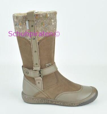 Richter Winterstiefel Texmembran taupe, Gr. 29+30+31+32+33