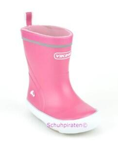 "Viking Gummistiefel in pink ""MINIATURE"", Gr.  25"