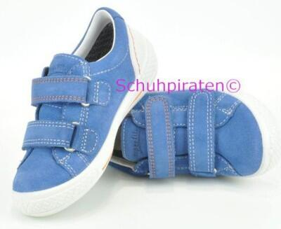 Superfit Halbschuhe blau Gore-Tex Surround, Gr. 26+28+29+31-35