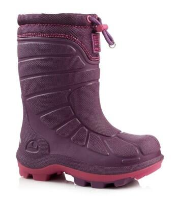 Viking Winter Gummistiefel lila, Gr. 23 + 26 + 33 + 35 + 36 + 39