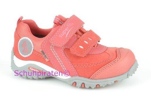 new style a30eb dfaea Superfit Sneaker himbeerrot Goretex, Gr. 24-25