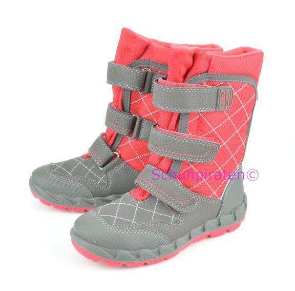 best service d40b0 7e65c Superfit Goretex Winterstiefel grau/pink, Gr. 23-24+26+28+30-31+33-35