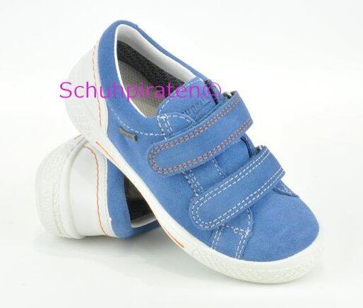 Superfit Halbschuhe blau Gore Tex Surround, Gr. 26+28+29+31 35