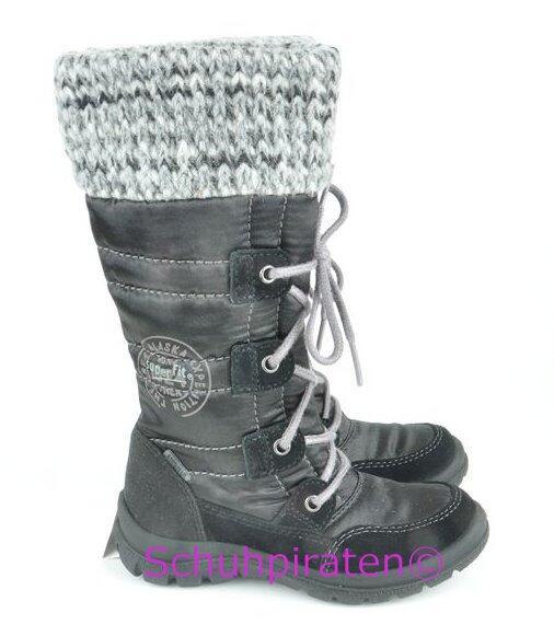 sports shoes b2eb0 02628 Superfit Goretex Winterstiefel schwarz, Gr. 27 + 29-32 + 38