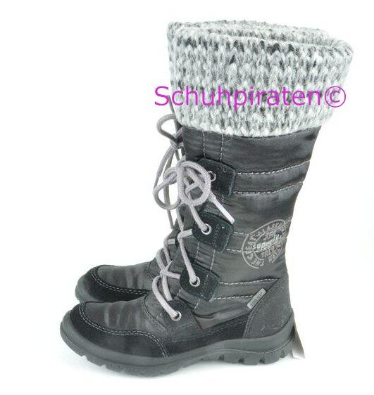 sports shoes 557bb c65bd Superfit Goretex Winterstiefel schwarz, Gr. 27 + 29-32 + 38